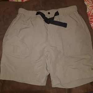 Men's The North Face cargo hiking shorts